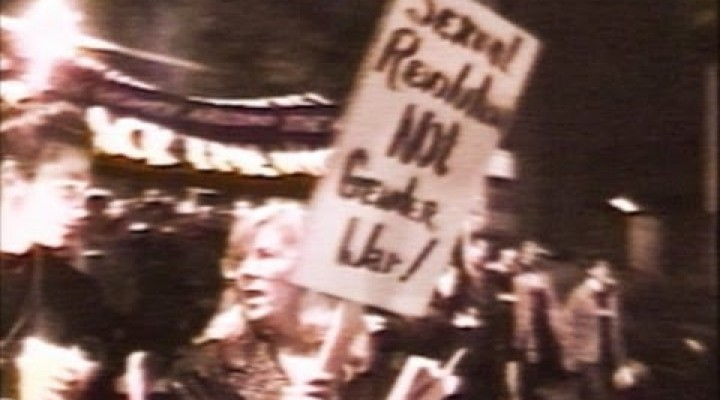 Sex Workers Take Back The Night 1990 (30 min.)