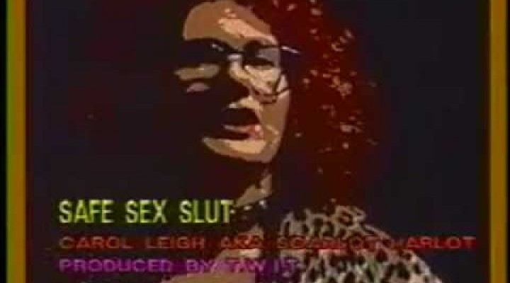 Safe Sex Slut (2:38 min.)