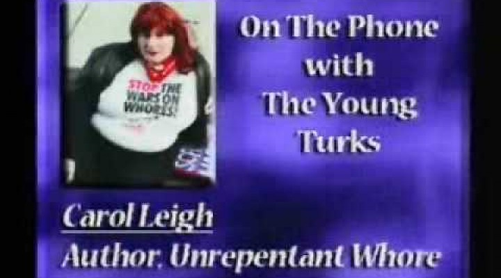 Carol Leigh on TYT, The Young Turks